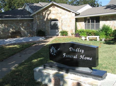 dudley funeral homes of south central oklahoma