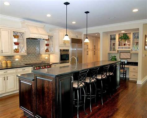 two tier kitchen island designs kitchen island design photos