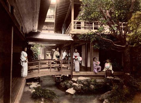 old tea house お茶屋 the inner sanctum of a japanese tea house an ochaya of old japan flickr