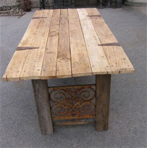 10 best barn door table ideas images on pinterest barn door tables farm tables and dining black dog salvage architectural antiques custom