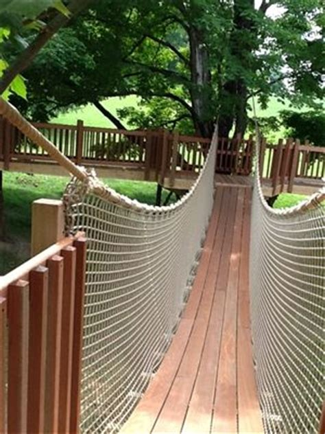 how to build a swinging bridge best 25 rope bridge ideas on pinterest visit northern