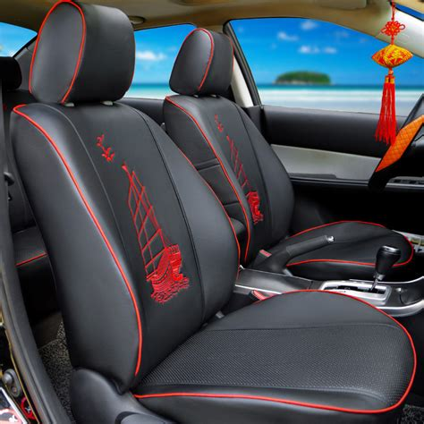 Cheap Upholstery For Cars by Get Cheap Custom Leather Seat Covers Aliexpress