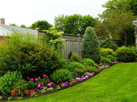 Garden Flower Arrangements Ideas Photos Landscaping Back Yard Landscaping With Garden