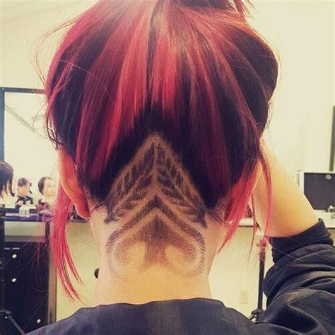 60 Chic & Edgy Undercut Design Ideas   Hair Motive Hair Motive
