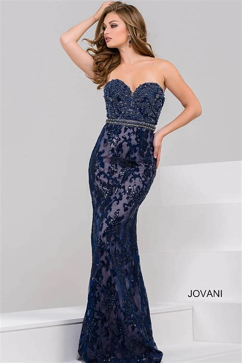 navy beaded evening dress navy fitted sequins and stones embellished dress with
