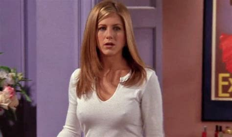 is rachels hair real on the doctors jennifer aniston doesn t mind the attention over rachel s