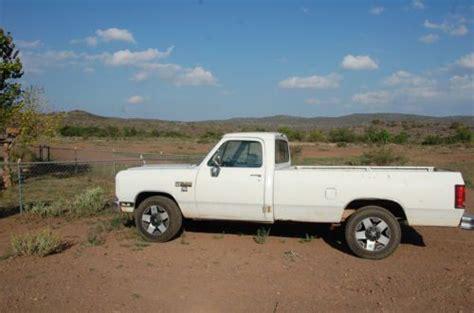 90 dodge cummins buy new 1990 90 dodge ram d 250 turbo diesel cummins 12