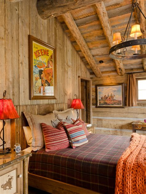 Log Home Bathroom Vanities 30 Rustic Bedroom Designs To Give Your Home Country Look