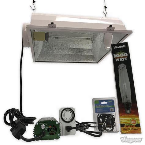 1000 hps grow light viavolt 600 hps white grow light system with timer