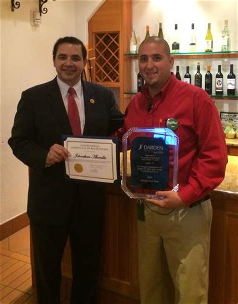 date with olive garden manager october 18 2014 rep henry cuellar