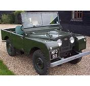 Land Rover Series One  Classic Cars For Sale