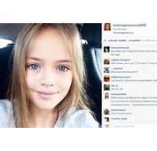 Kristina Pimenova La Baby Modella Che Sembra Gi Adulta