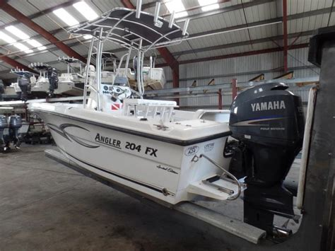 angler 204 boat angler 204 fx boats for sale in florida