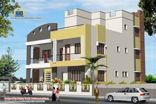 3 storey house plans 3 story house plan and elevation 3521 sq ft kerala home design and floor plans