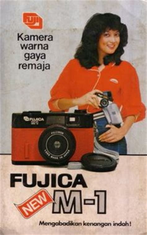 Jual Fujica M1 by Suzuki Mini Ca 77 Iklan Jadul Mini