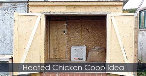 chicken coop heat l hobby farm projects hobby farming how to guides diy ideas