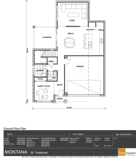 montana floor plans montana 26 stylemaster homes