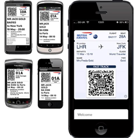carta d imbarco mobile mobile boarding pass checking in airways