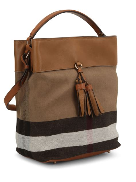 Burberry Check Canvas Hobo Bag Bliss by Susanna Canvas Check Hobo Bag By Burberry Shoulder Bags