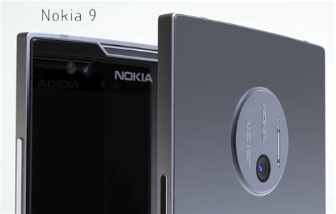 mobile phone 9 nokia 9 with 22mp carl zeiss dual 6gb ram