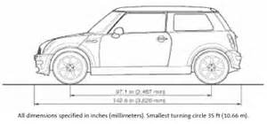 Length Of A Mini Cooper Classic Planet Pdf Acropdf Weblog For Week Of May 20 2002