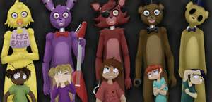Fnaf history story the children coming soon