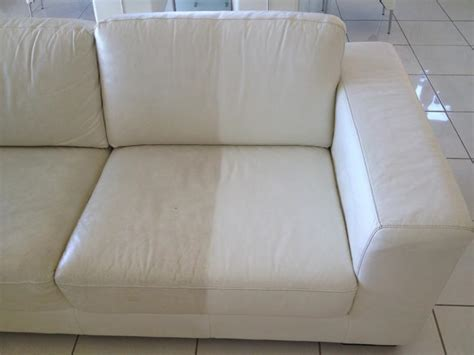 How To Clean White Leather Sofa At Home Leather Cleaning Dublin Leather Sofa Cleaning In Dublin