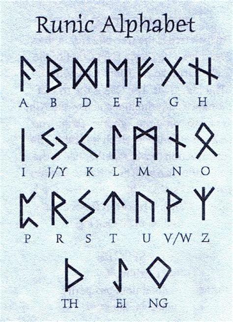 printable runic alphabet viking 25 best ideas about viking rune tattoo on pinterest