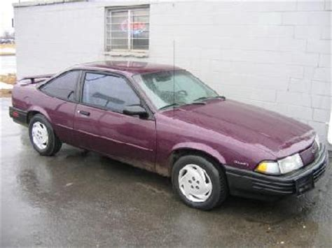 1994 chevrolet cavalier coupe 1994 chevrolet cavalier coupe automatic specifications