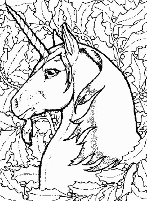free printable coloring pages for adults unicorns printable fairy unicorn coloring page for adults fantasy