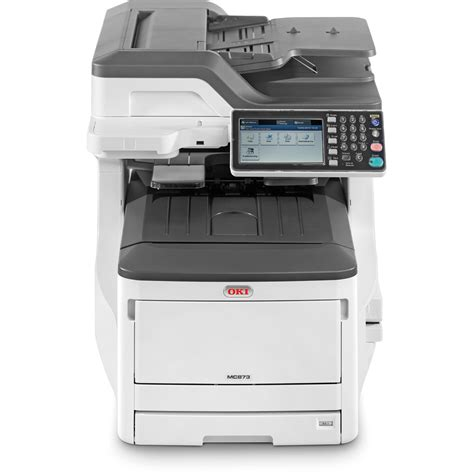 Printer A3 Laser oki mc873dn a3 colour multifunction led laser printer 45850623