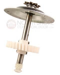 Garage Door Opener Gear And Sprocket Assembly Liftmaster 41a5658 Gear And Sprocket Assembly