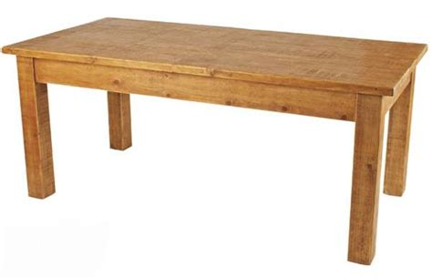 6ft Dining Table Plank Dining Table 6ft Dining Tables Furniture Dining