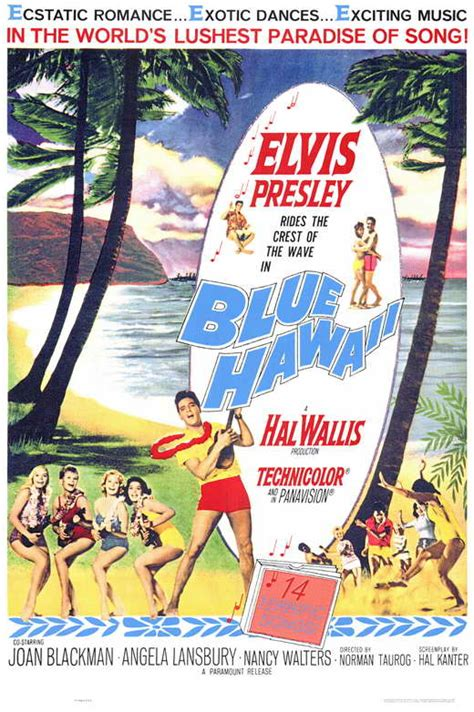 film blue hawaii blue hawaii movie posters from movie poster shop