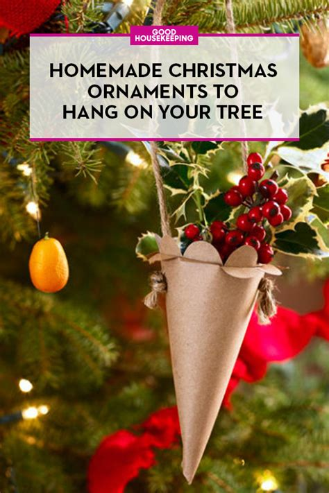 christmas decorations to make at home for free 52 homemade christmas ornaments diy handmade holiday
