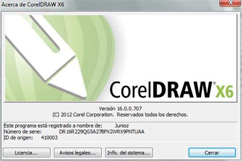 corel draw x6 español tutorial y programa como activar coreldraw graphics suite