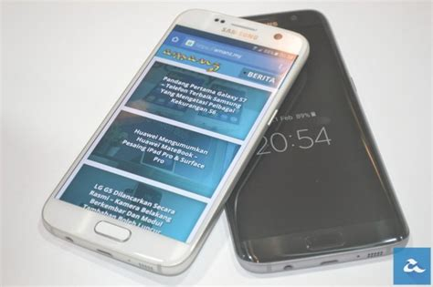 Samsung S7 Biasa Samsung Galaxy S7 Akan Mula Dijual Di Malaysia Mulai Esok