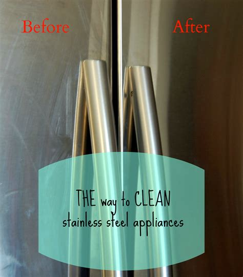 How Do You Clean A Stainless Steel Kitchen Sink by The Best Way To Clean Stainless Steel Appliances Ask