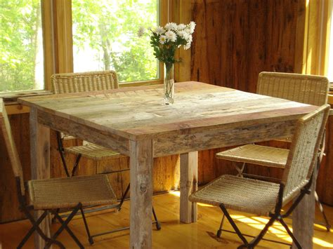 Etsy Dining Table Items Similar To Driftwood Dining Table 40 Quot X40 Quot X29 Quot H On Etsy