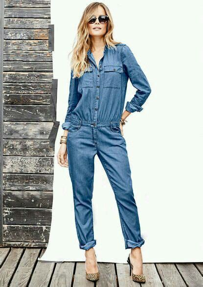 Jovial Overall Dress 41 best denim jumpsuit images on denim