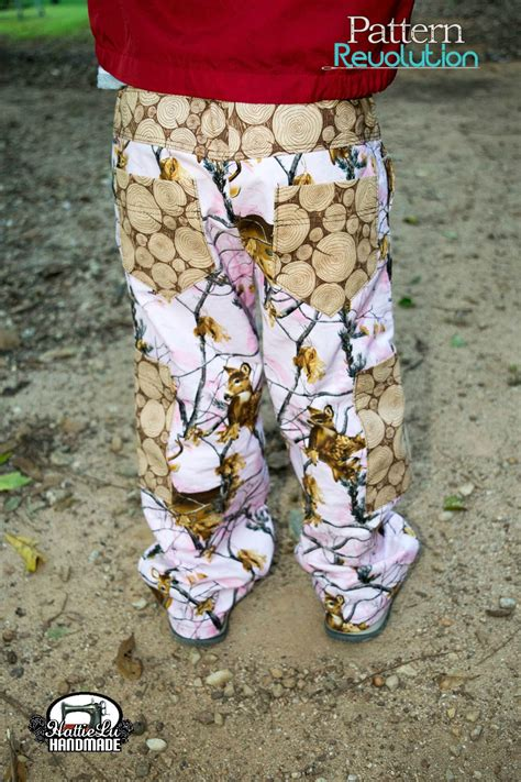 the pattern emporium adventure cargo pants and shorts by pattern emporium