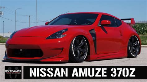 nissan 370z custom paint jobs nissan amuse 370z rev dynamics custom paint youtube