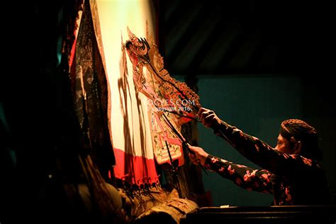 Wayang Kulit (leather Puppet) Show: The Masterpiece of