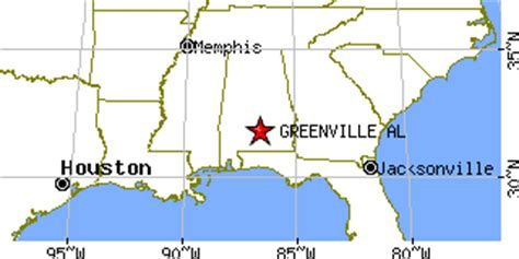 where is greenville alabama on the map greenville alabama al population data races housing