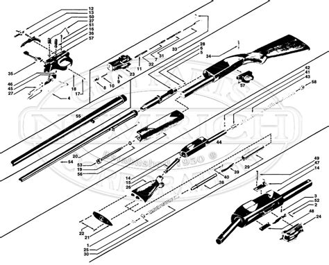 Winchester Model 74 Parts Diagram Downloaddescargar Com