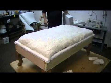 cotton batting for upholstery upholstery batting youtube super informative step