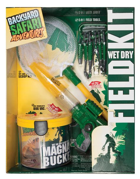 backyard safari amazon com backyard safari wet dry combo field kit toys games