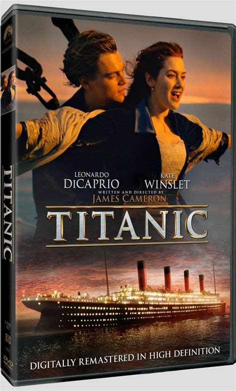 film titanic in english english feature film titanic