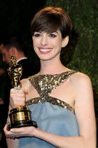Hathaway Vanity Fair Oscar Hathaway Oscar 2013 Vanity Fair 10 Gotceleb