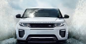 new cars by price range 2017 land rover range rover evoque release date review